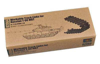 Trumpeter 9362064 Panzerketten für russischen Panzer T-90 1:35 Modellbausatz