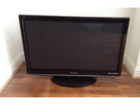"Panasonic 42"" flat screen TV in very good condition"