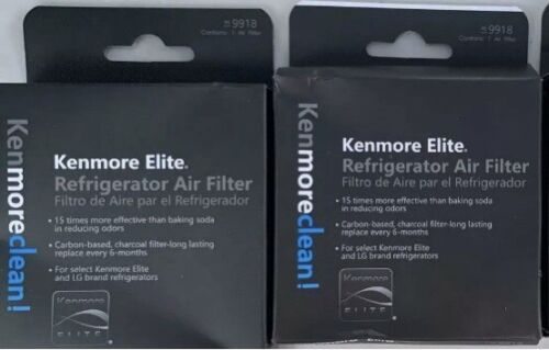 Kenmore Elite 469918 Refrigerator Air Filter (2 PACK)