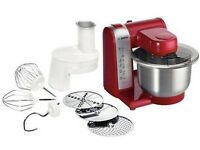 Bosch food processor used