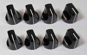 Phenolic-Pointer-Knobs-8-15-16-inch-Diameter-3-4-inch-High-for-1-4-inch-Shaft