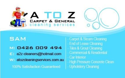 Exit, end of lease, windows,carpet & all cleaning services  Burnside Burnside Area Preview