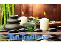 Thai Traditional massage .