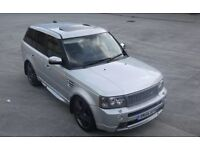 2006 56 RANGE ROVER SPORT HST 4.2 SUPERCHARGED OVERFINCH ALLOYS PX SWAP HSE