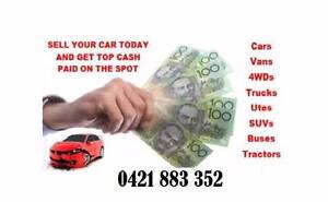 CASH FOR CAR TOP PRICE Caboolture Caboolture Area Preview