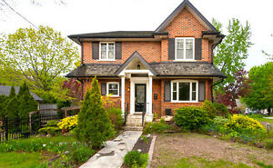 Gorgeous Detached House by Lakeshore 10 mins to downtown