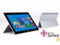 "10.6"" Microsoft Surface 2 Windows Tablet - Silver"