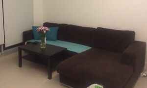 L-Shaped SOFA $300 Northbridge Willoughby Area Preview