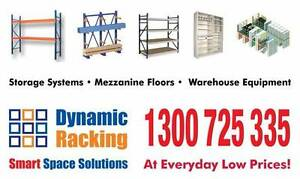 Dynamic Racking Solutions Glendenning Blacktown Area Preview