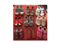 Toddler girls shoes size 4 to 6