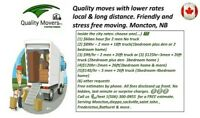 (NO HIDDEN FEE & NO TAX)PROACTIVE moves,CAREFUL & polite BOOK US