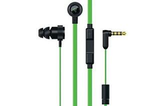 NEW Razer Hammerhead Pro V2 - Flat Style Cables with Omnidirectional Microphone