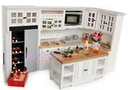 Dollhouse Kitchen Cabinets
