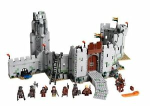 Lego Lord of the Rings and Hobbit Sets