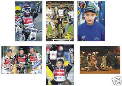 Emil Sayfutdinov Speedway Legend POSTCARD Set