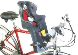 Childs front bike seat