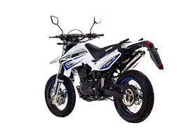 * Brand New 2017 * LEXMOTO Adrenaline125cc EFI. UK Delivery Warranty,, Part-ex: