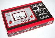 Club Nintendo Game and Watch