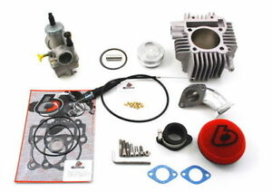 170/177/184cc TB Big Bore and Carb Kit for YX/GPX/Zongchen 150/155/160cc Engines