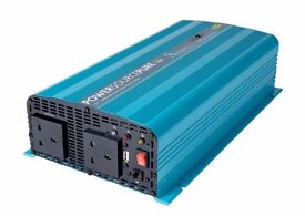 RING Pure 1000 WATT 12V PURE SINE INVERTER + Cargo Intelligent Split Charge Unit 12v - 5 Months Old