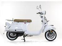 Lexmoto moped 125cc