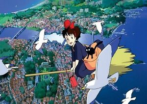 HAYAO MIYAZAKI POSTERS Great Anime Masterpieces of The