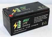 Lawn Mower Battery 12V