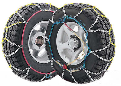 ** NEW PROVEN BEST SELLING SUPERIOR QUALITY 16MM EASYFIT 4X4 VAN SNOW CHAINS **