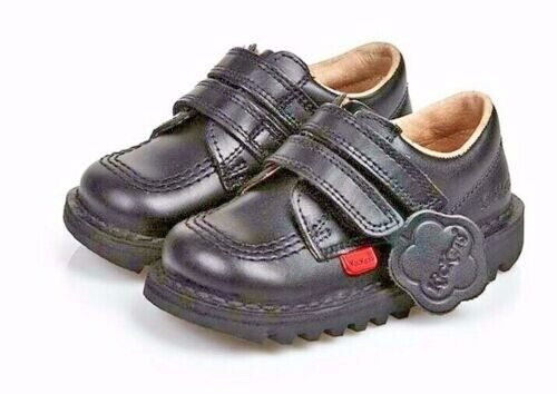 watch separation shoes amazing price Kickers Kick Lo Classic Strap Infant Black   in Hull, East Yorkshire    Gumtree