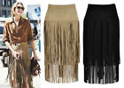 Suede Skirts for Women