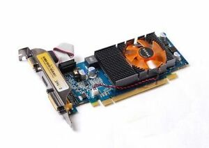 Carte video ZOTAC NVIDIA 210 synergy edition 512 MB 64 bits DDR2