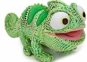 Disney Rapunzel Tangled Chameleon Pascal Plush Toy Stuffed Doll Figure Gift 8