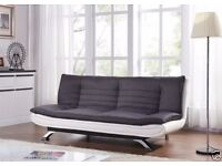 Comfortable and stylish Sofa come lounger or bed
