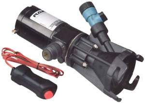 Waste water pump for RV