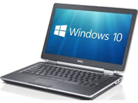 FABULOUS Dell e6430 Laptop with Windows 10, 1Tb i5 Storage, 8Gb Ram, retail boxed MINT
