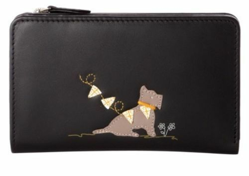 Radley Gift Boxed Fenchurch Fishing Large Leather Purse BNWT RRP £85 /& Dust Bag