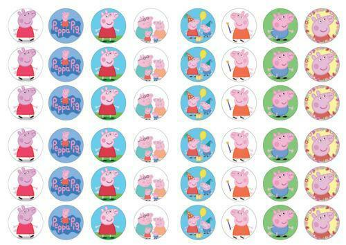 Peppa Pig Cake Toppers Ebay