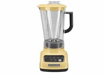 KitchenAid RKSB1570MY 5-Speed Blender Majestic Yellow - (Certified Refurbished)