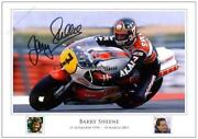 Motorcycle Autograph