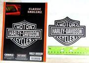Harley Chrome Emblem