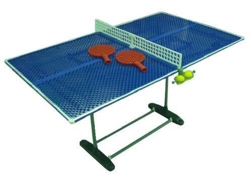 Table tennis; Mookie swingball table tennis set