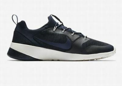 Men's SZ 11.5  Nike CK Racer Athletic Training Shoes Obsidian Black 916780-402