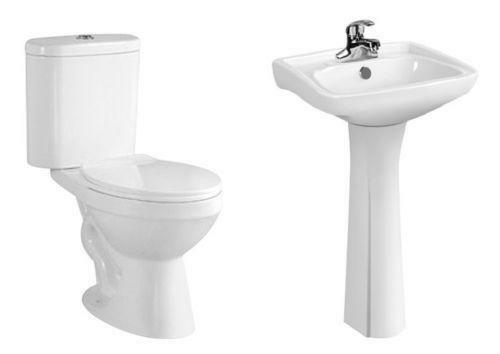 toilet and basin set bath ebay