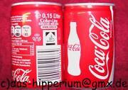 Coca Cola Dosen 0 15
