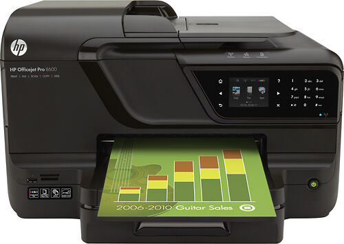 Top 5 Features Of The HP Officejet Pro 8600