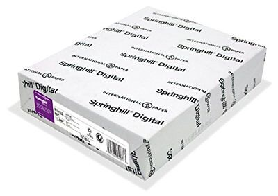 Springhill Colored Paper Heavy Paper Gray Paper 2460lb 89gsm 8.5 X 11 1 R