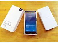 Samsung Galaxy S6,Black sapphire, 64GB, Unlocked