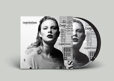 Taylor Swift - Reputation [New Vinyl LP] Picture Disc