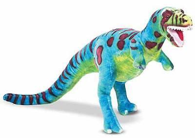 Melissa and & Doug Plush Animal Stuffed T-Rex Dinosaur Dino - New Item # 2149