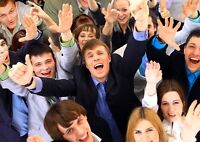 Customer Service - Get Into Action!  Your Dream Career Awaits!